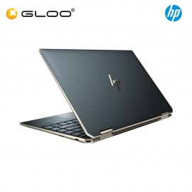 """NEW HP SPECTRE X360 Laptop 13-AW2100TU 13.3"""" FHD Touch Screen 2 in 1 (i7-1165G7, 1TB SSD, 16GB, Intel Iris Xe Graphics, W10H) - Poseidon Blue [FREE] HP Sleeve+ HP Active Pen + Microsoft Office Home and Student (Redeem Grab/Touch&Go 11-31/1*)"""