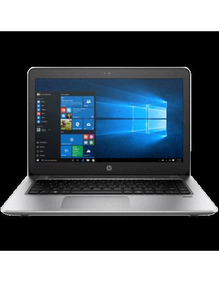 """HP ProBook 348 G3 14"""" Laptop (I5-6200u, 4GB, 500GB, Intel, W7Pro/10Pro) - Silver"""
