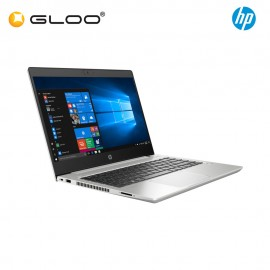 """NEW HP ProBook 440 G7 9EL14PA Laptop 14"""" HD (i5-10210U, 256GB SSD, 8GB, Intel UHD Graphics 620, W10P) - Silver [FREE] HP Topload Carrying Case"""