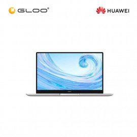 Huawei Matebook D 15(Intel i5 10th Gen,16GB,512GBSSD)-53012BYF + FREE Huawei CD60 Matebook Series Laptop Backpack Grey