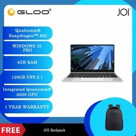 JOI Book SK3000 (Qualcomm SDM850, Kryo385, 4GB, 128GB USF 2.1, 12.5 , W10P, LTE) {Free Backpack}