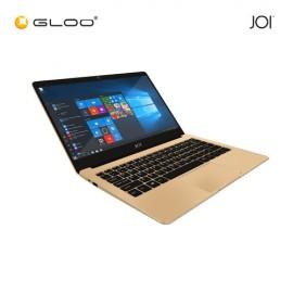 "JOI Book 80 - AD-L80SIL/AD-L80GLD Cel N3350, 4+64GB, 12.5"" FHD, W10 Home (Free Logitech Wireless Mouse)"