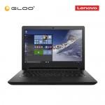 LENOVO 110-14IBR 80T600ABMJ NOTEBOOK (N3060,4GB,500GB,14'',DOS,BLK)