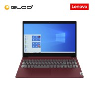 Lenovo IdeaPad IP3 15IIL05 81WE00QBMJ Notebook (i5-1035G1,4G,512G,MX330 2G,15.6''FHD,H&S,W10,Red) [FREE Redemption of TnG / Grab Ride e-wallet voucher]