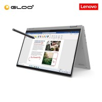 """Lenovo IP Flex 5 14ARE05 81X200EQMJ NBK (Ryzen3-4300U,8GB,256GB SSD,Integrated,14""""FHD,H&S,W10H,Grey) + Free Lenovo Backpack + Pre-installed Office Home and Student 2019"""