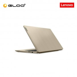 """Lenovo IdeaPad 3 14ITL6 82H700D9MJ NBK (i3-1115G4,4GB,512GB SSD,Integrated,H&S,14""""FHD,W10H,SAND) + Free Lenovo Backpack + Pre-installed Office Home and Student 2019"""