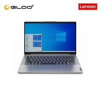 """Lenovo IdeaPad 5 14ALC 82LM006QMJ Notebook (R7-5700U,8GB,512GB SSD,Integrated,H&S,14""""FHD,W10H,Grey) + Free Lenovo Backpack + Pre-installed Office Home and Student 2019"""