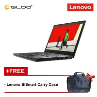 "Lenovo™ ThinkPad A275 (AMD PRO A12-9800B, 8GB, 1TB, 12.5"" HD, W10, 3 Years Warranty) - Black [Free Lenovo BISmart Carry Case]"