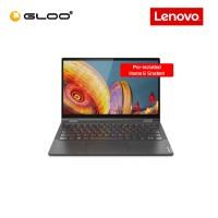 "Lenovo Yoga C640-13IML 81UE0015MJ 13.3"" FHD Touch Screen 2 in 1 Laptop (i7-10510U, 256GB SSD, 8GB, Integrated Intel HD Graphics 620, W10, OH&S) - Iron Grey [Free] Lenovo Sleeve + Pen"