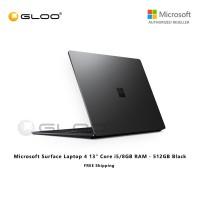 "Microsoft Surface Laptop 4 13"" Core i5/8GB RAM - 512GB Black - 5BT-00018"