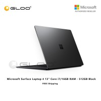 "Microsoft Surface Laptop 4 13"" Core i7/16GB RAM - 512GB Black - 5EB-00018"