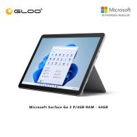 [Pre-order] Microsoft Surface Go 3 P/4GB RAM - 64GB - 8V6-00009 (ETA : 5.10.2021)