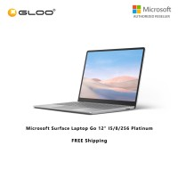 "Microsoft Surface Laptop Go 12"" I5/8/256 Platinum - THJ-00018"