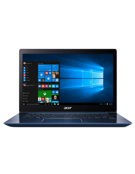 "Acer Swift 3 SF314-52-54FG 14"" Laptop (I5-8250U, 4GB, 256GB SSD, Intel 620, W10H) – Stellar Blue"