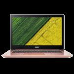 "Acer Swift 3 SF314-52-58KK 14"" Laptop (I5-8250U, 4GB, 256GB SSD, Intel 620, W10H) – Sakura Pink"