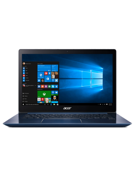 "Acer Swift 3 SF315-51-54ZB 15.6"" Laptop (I5-8250U, 8GB, 256GB SSD, Intel 620, W10H) – Stellar Blue"