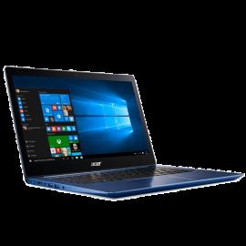 "Acer Swift 3 SF315-51-54ZB 15.6"" Laptop (I5-8250U, 8GB, 256GB SSD, Intel 620, W10H) – Stellar Blue"