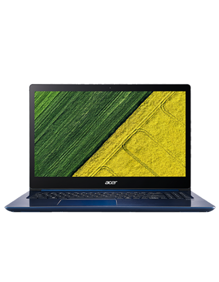 "Acer Swift 3 SF315-51G-55UH 15.6"" Laptop (I5-8250U, 8GB, 256GB SSD, MX150 2GB, W10H) – Stellar Blue"
