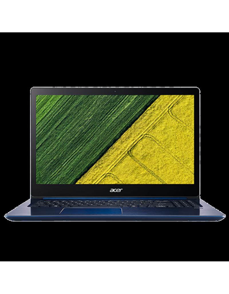 "Acer Swift 3 SF315-51G-55UH 15.6"" Laptop (I5-8250U, 8GB, 256GB SSD, MX150 2GB, W10H) – Stellar Blue"