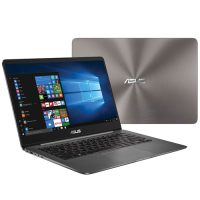 "Asus Zenbook UX430U-AGV377T 14"" Laptop (I3-7100U, 8GB, 256GB SSD, Intel, W10H) – Grey"