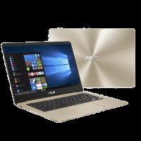 "Asus Zenbook UX430U-AGV402T 14"" Laptop (I3-7100U, 8GB, 256GB SSD, Intel, W10H) – Champagne Gold"