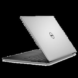 """Dell XPS13-8582SG-QHD 13.3"""" Laptop (I7-8550U, 8GB, 256GB SSD, Intel UHD, W10H) –Silver Machined Aluminum"""