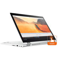 "Lenovo Yoga 520-14IKB i5 80X8008MMJ 14"" Laptop (I5-7200U, 4GB, 1TB, GT940MX 2GB, W10H) – Mineral Silver"