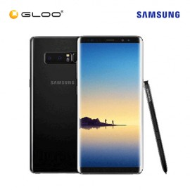 "Samsung Galaxy Note 8 N950 6.3"" Smartphone (6GB, 64GB) - Midnight Black"