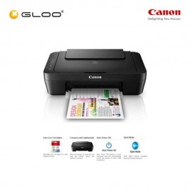 Canon Pixma E410 AIO Inkjet Printer - Navy Blue