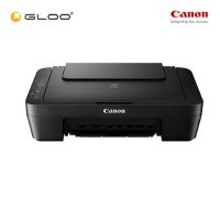 Canon Pixma E470 AIO Wi-Fi Inkjet Printer [FREE Redeem RM50 Touch 'n Go eWallet Credit]