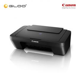 Canon Pixma E470 AIO Wi-Fi Inkjet Printer [FREE Redeem RM50 Touch 'n Go eWallet Credit]
