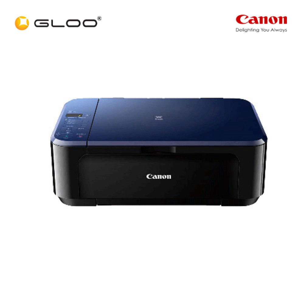 Canon Pixma E510 AIO Inkjet Printer -Navy Blue