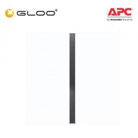 APC Rack PDU 2G, Metered, ZeroU, 20A/208V, 16A/230V, (18) C13 & (2) C19 AP8858 - Black