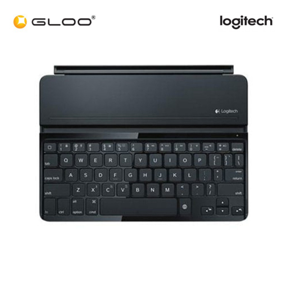 Logitech Ultrathin Keyboard Cover for iPad (iPad Air) - Space Grey - AP 920-005538
