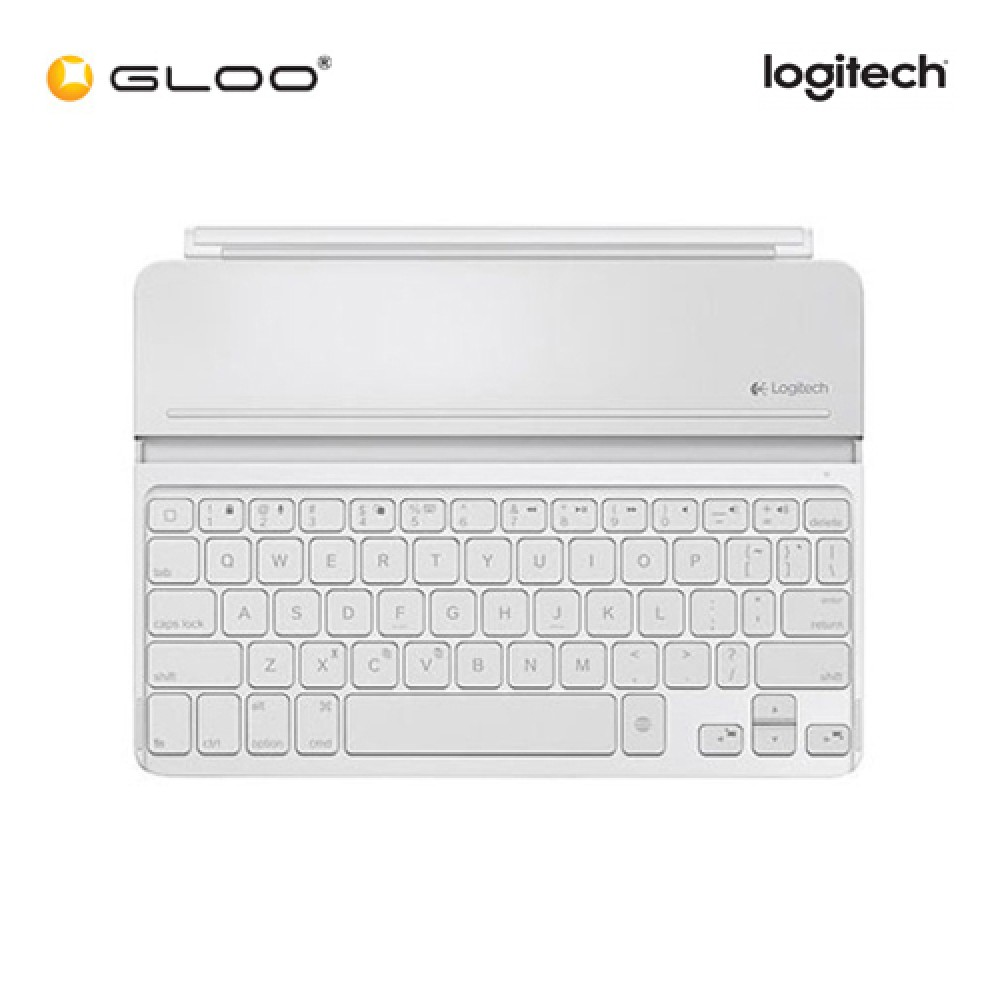 Logitech Ultrathin Keyboard Cover for iPad (iPad Air) - White -AP 920-005542