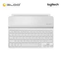 Logitech Ultrathin Keyboard Cover for iPad (iPad Air) - White -AP 920-005542
