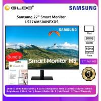 Samsung M5 27'' SMART MONITOR LS27AM500NEXXS Bundle with Microsoft Office Personal 365