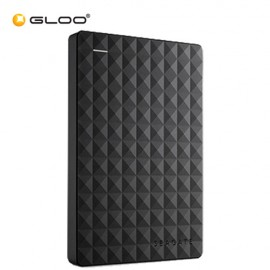 Seagate Expansion STEA1500400 Portable Drive  1.5TB - Black