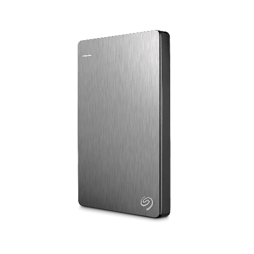 Seagate Backup Plus  STDR1000301 Portable Drive 1TB - Silver