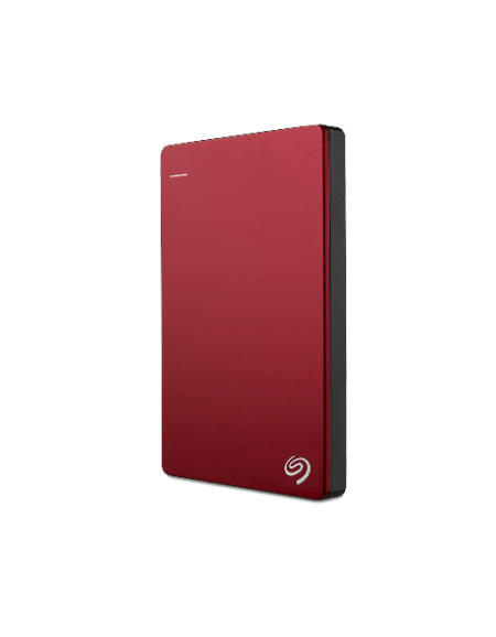 Seagate Backup Plus  STDR1000303 Portable Drive 1TB - Red