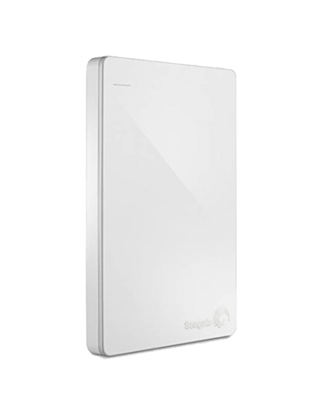Seagate Backup Plus STDR1000307 Portable Drive 1TB - White