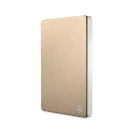Seagate Backup Plus STDR2000307 Portable Drive 2TB - Gold