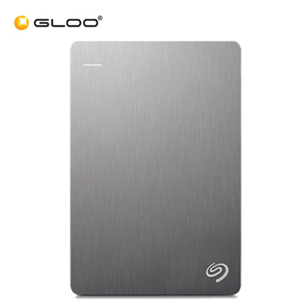 Seagate Backup Plus STDR2000301 Portable Drive 2TB - Silver [Purchase on 3rd-16th Sept 2019  and Get complimentary RM10 Aeon voucher + RM 30 Starbucks Card *while stocks last]