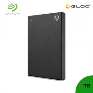 Seagate Backup Plus Portable Drive Black 1TB - STHN1000400