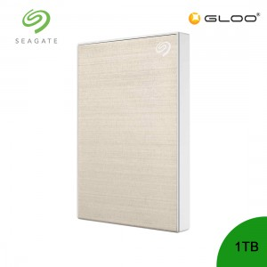 Seagate Backup Plus Portable Drive Gold 1TB - STHN1000404