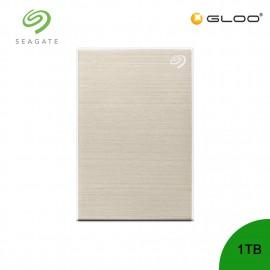 Seagate Backup Plus Portable Drive Gold 1TB - STHN1000404