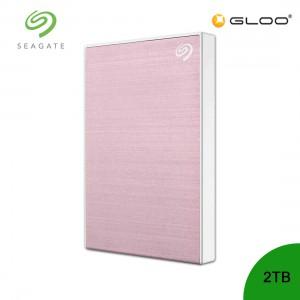 Seagate Backup Plus Portable Drive Rose Gold 2TB - STHN2000406