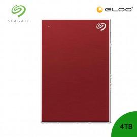 Seagate Backup Plus Portable Drive Red 4TB - STHP4000403