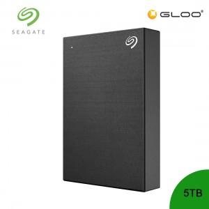 Seagate Backup Plus Portable Drive Black 5TB - STHP5000400