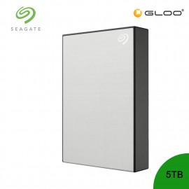Seagate Backup Plus Portable Drive Silver 5TB - STHP5000401